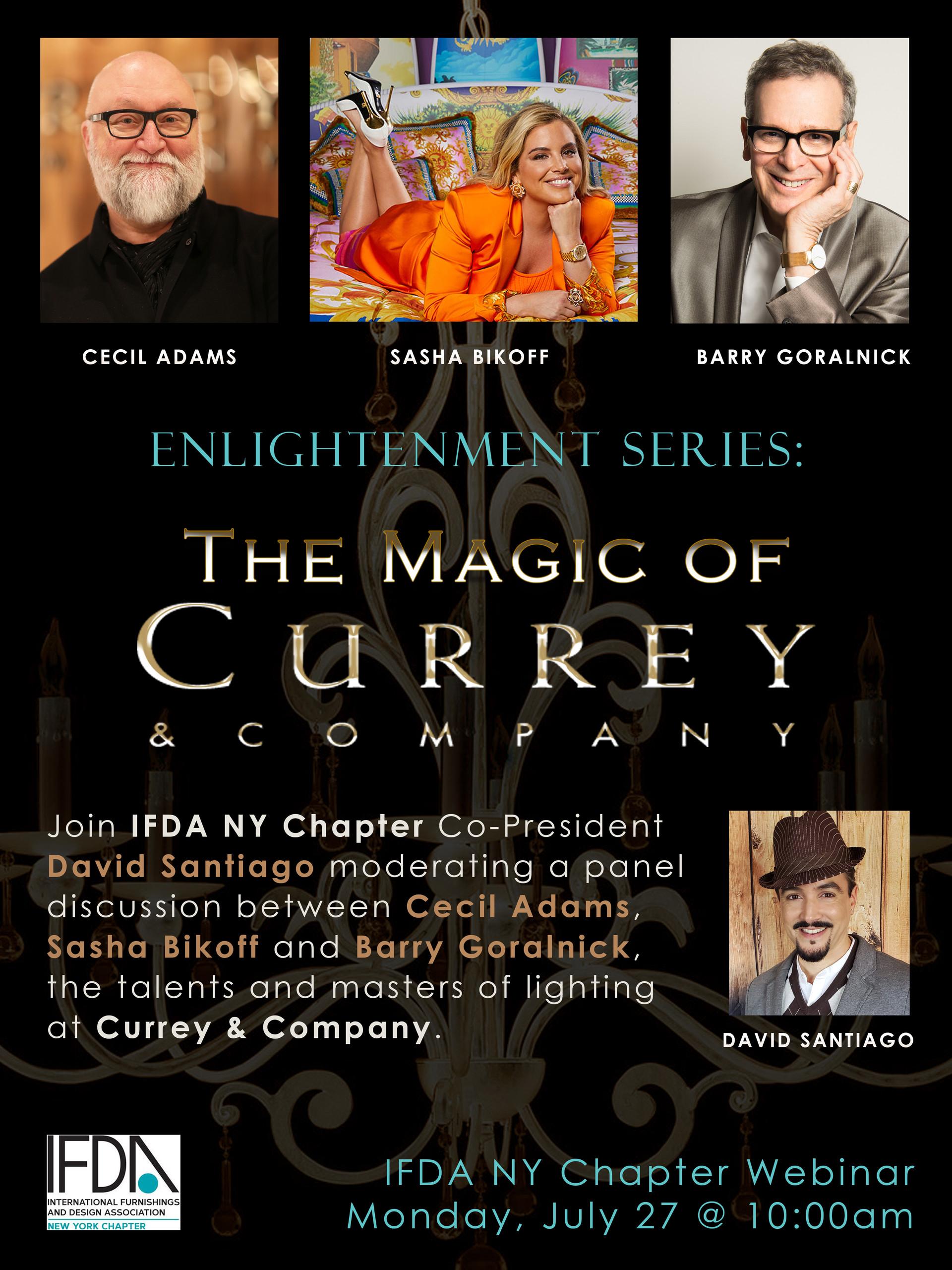 The Magic of Currey & Company