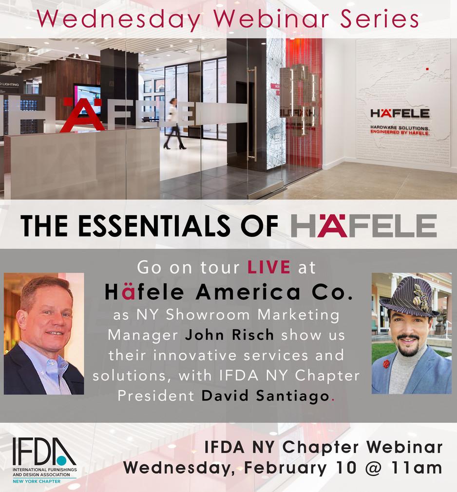 The Essentials of Hafele
