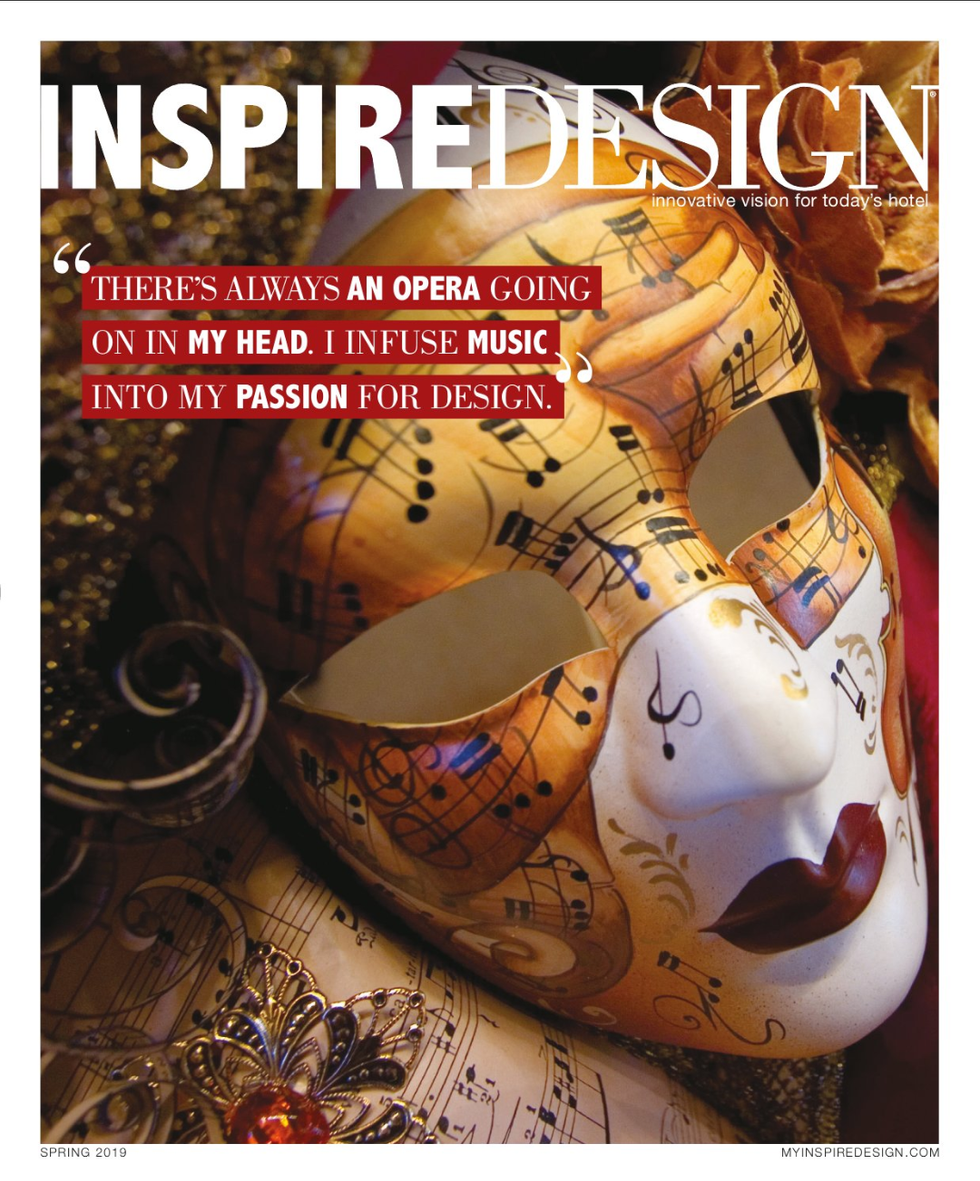 Inspire Design - Spring 2019