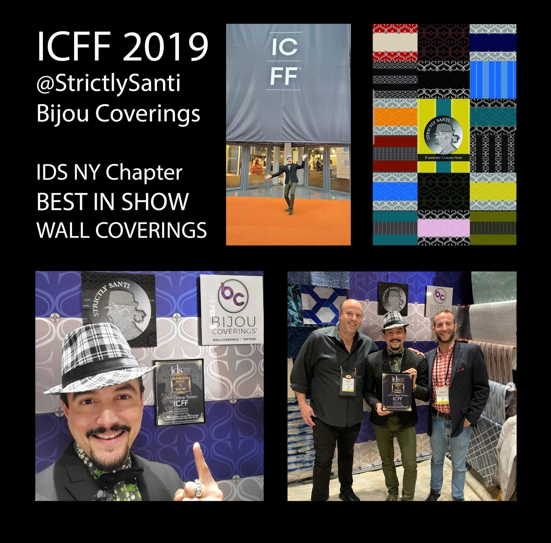ICFF 2019