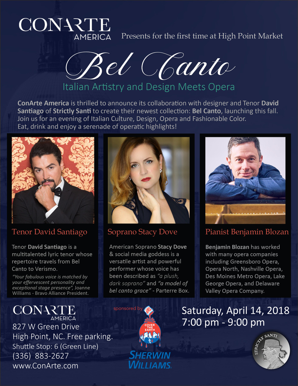 Bel Canto - The Concert