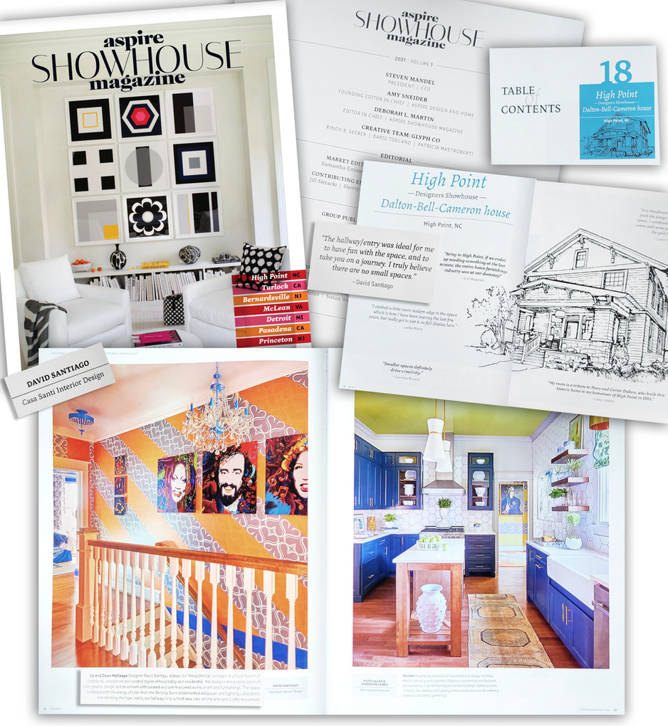 Aspire Showhouse Magazine