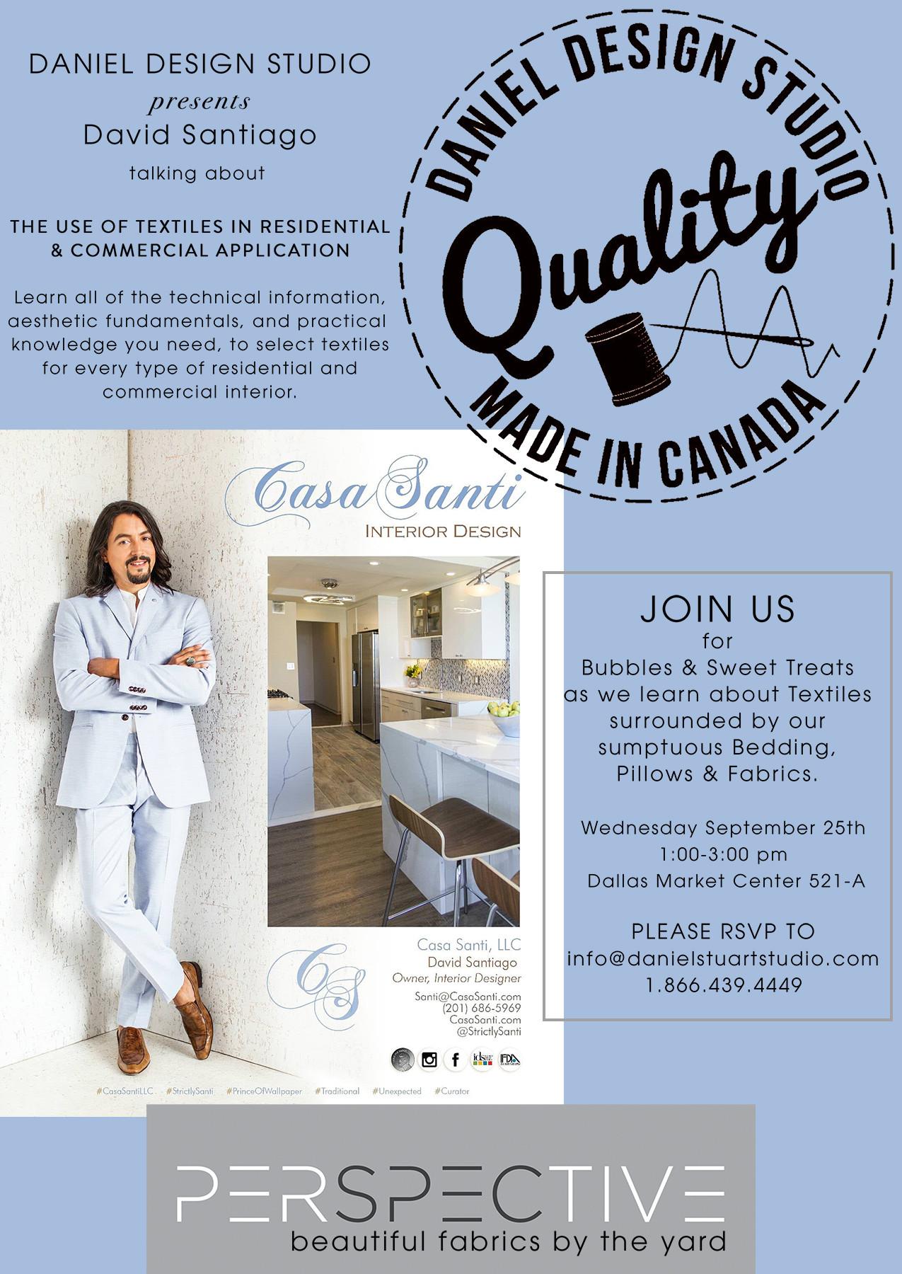 Daniel Design Studio - Dallas Market Center
