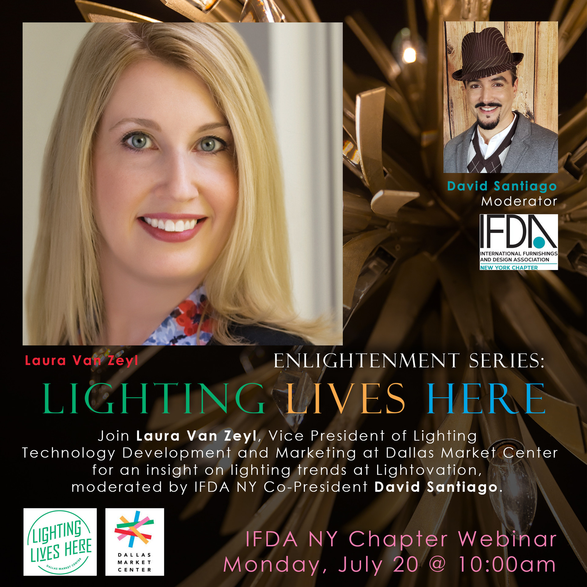 Lighting Lives Here | July 20, 2020