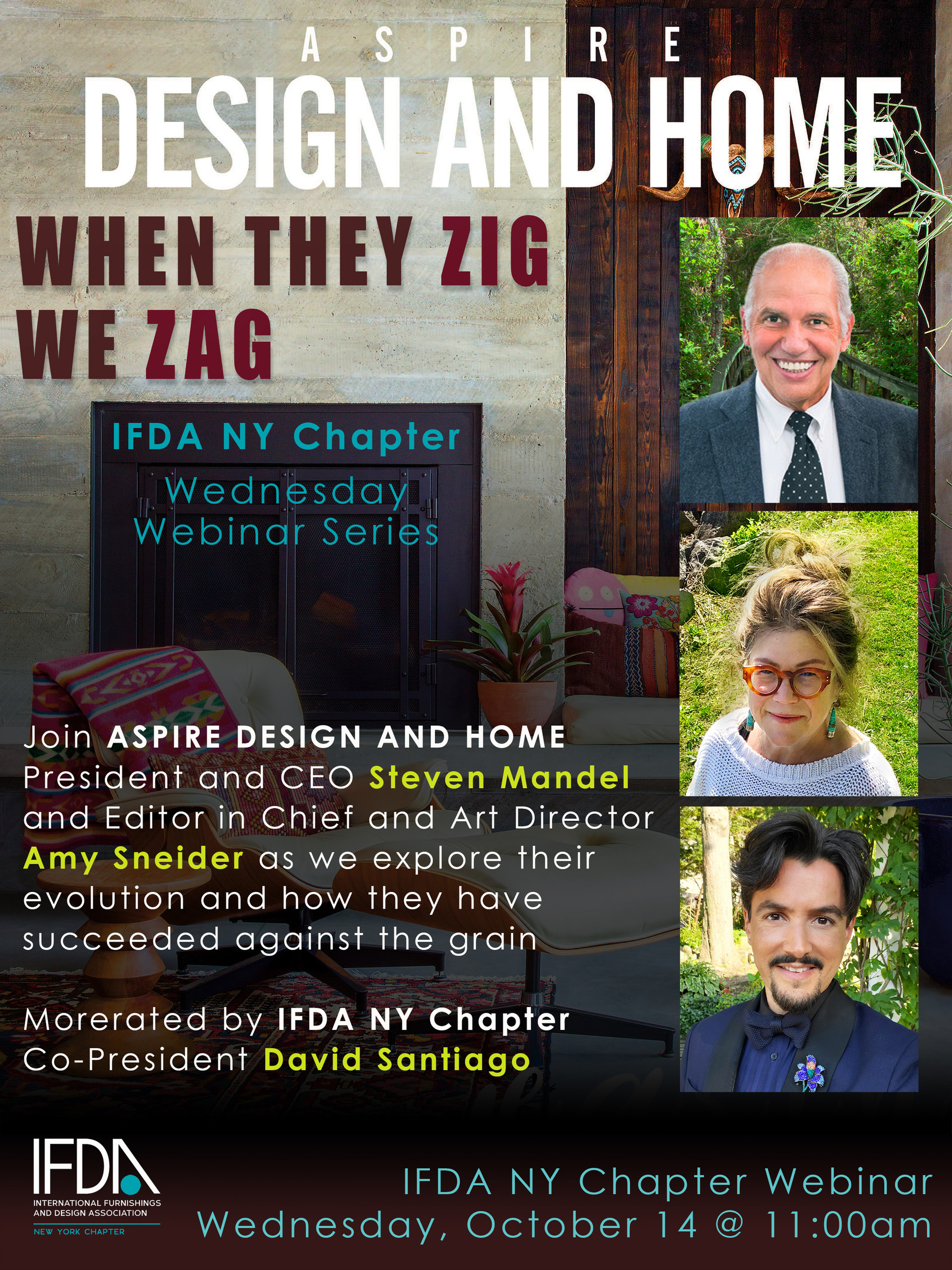 ASPIRE DESIGN AND HOME - IFDANY Panel