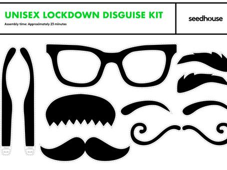 Lockdown Disguise Kit