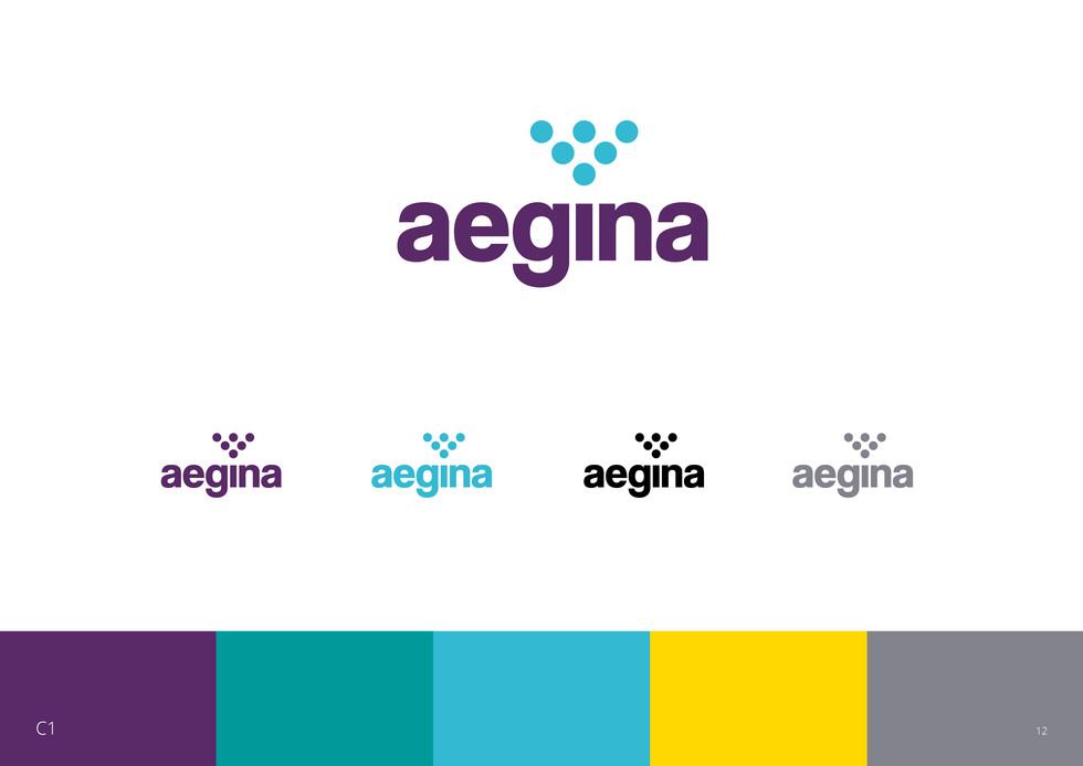 Aegina Logo Concepts