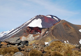 Tongariro Alpine Pass