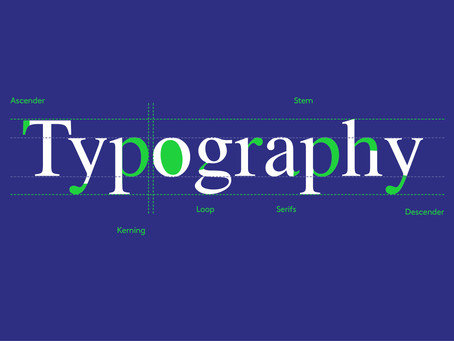 Typographic Terminology From Spurs to Spines.