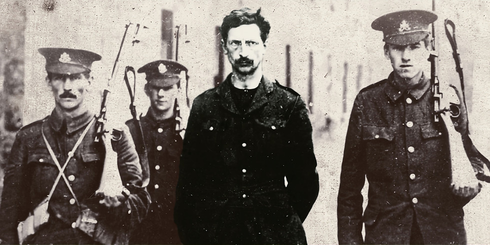 1916 Walking Tour: Stories from the Easter Rising and the Somme