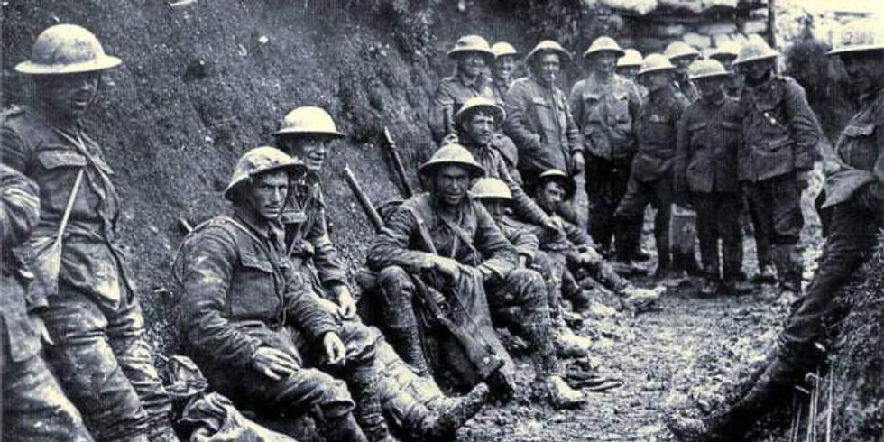 First World War Walking Tour