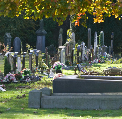The Hidden History of Belfast City Cemetery
