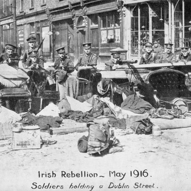 East Belfast and the 'Other' 1916