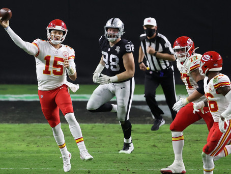 The Chiefs Biggest Threat in the AFC is Themselves