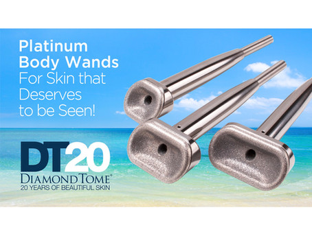 New Platinum Body Wands