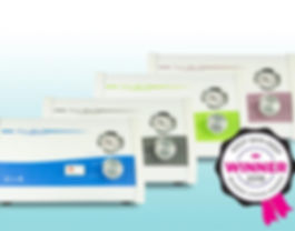 NewApeel Microdermabrasion System.  ASCP Skin Deep 2018 Winnder.
