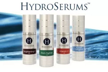 HydroSerums: 4 Pack 30ml size