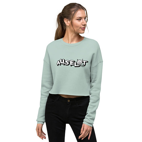 Auselot Crop Sweatshirt