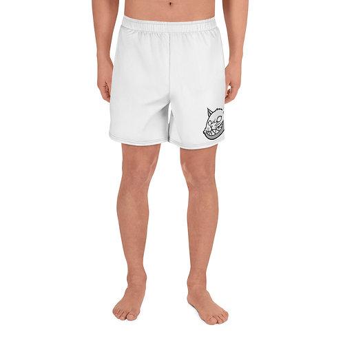 Auselot Men's Athletic Long Shorts