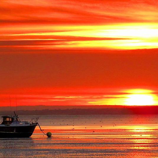 Sunset By Paul Lloyd