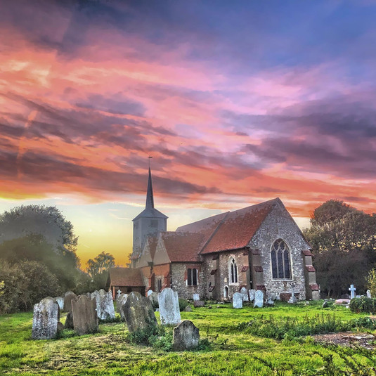 St Laurence Church, Peter Barrett