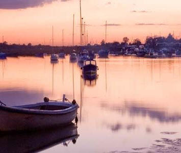 Old Leigh Sunset