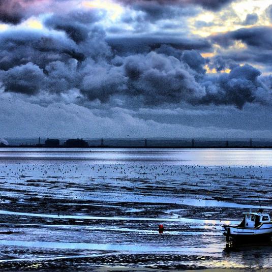 Thames Estuary Sky