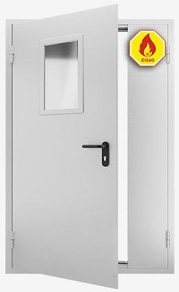 Противопожарная дверь ДМПО-02 EIS-60 от 2400х2000