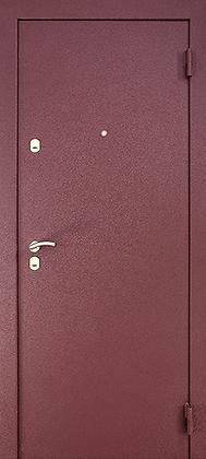 Дверь металлическая «Бункер — 80»