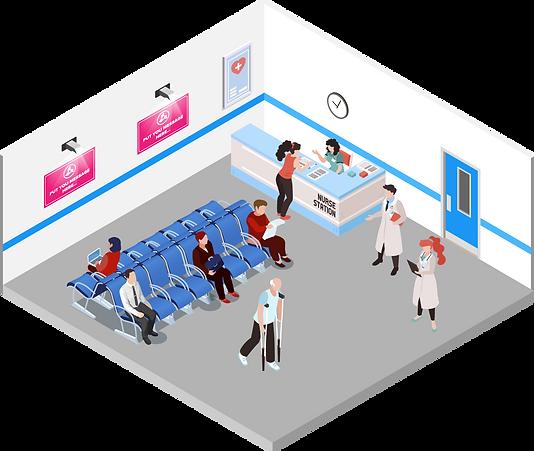 Цифровая реклама в медицинских центрах