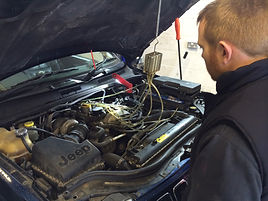 DSR Ford Vauxhall North London Service & Repair Garage