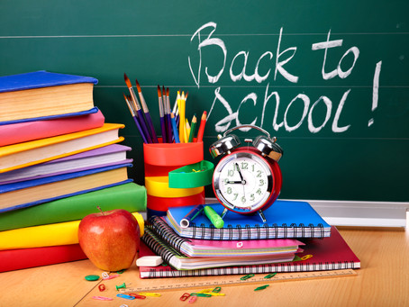 Back to School Anxiety. Is it affecting your family?