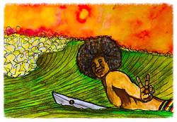 Surf Art by Brent April #4 2016