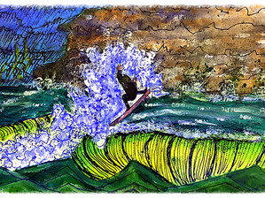 Surf Art by Brent January 2016 Complete