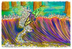 Surf Art by Brent March #11