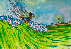 Surf Art by Brent March #28