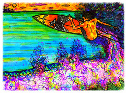Surf Art by Brent February #6