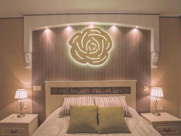 Освещение спальни - продолжение