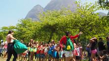 Dia das Crianças no Clube São Conrado