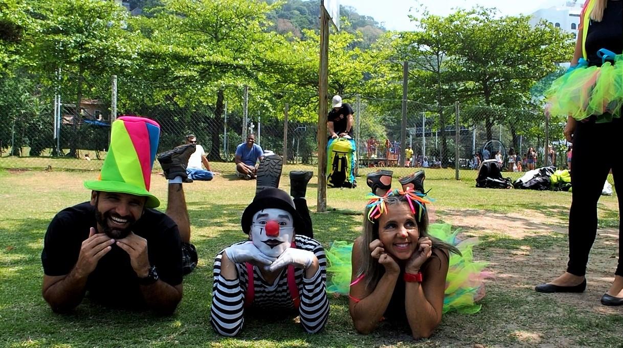 Dia das Crianças - Clube São Conrado