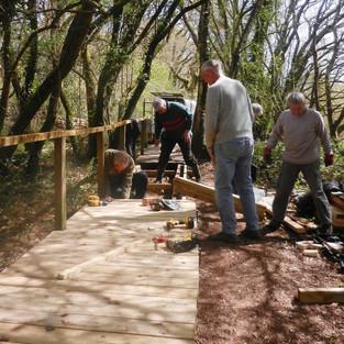 Path & Step Repair