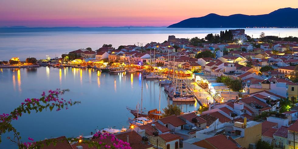 Greek Isles on Costa Luminosa