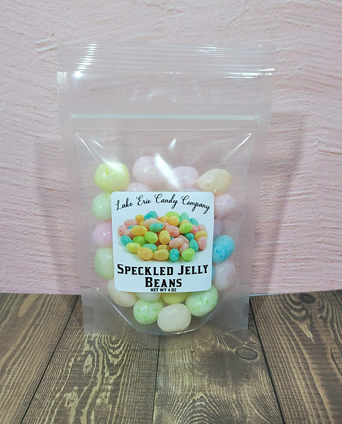 Speckled Jelly Beans
