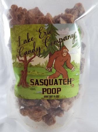 Sasquatch Poop