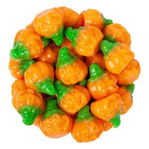 3-D Gummy Pumpkins