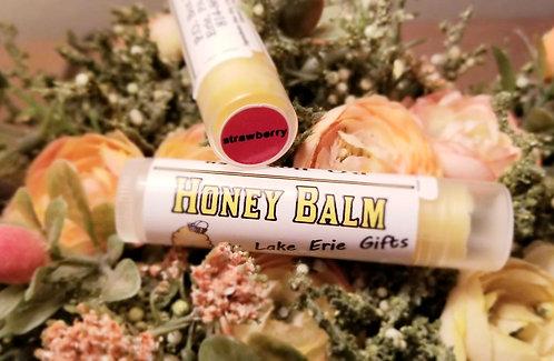 Strawberry Honey Lip Balm