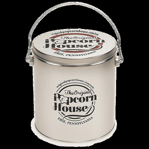 Build A Tin (1 Gal) of The Original Popcorn House