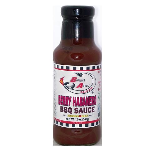 Berry Habanero BBQ Sauce