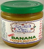 Sweet Banana Pepper Mustard