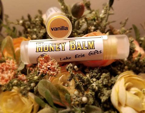 Vanilla Honey Lip Balm